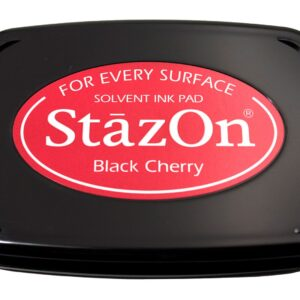 Tintas Stazon Black cherry