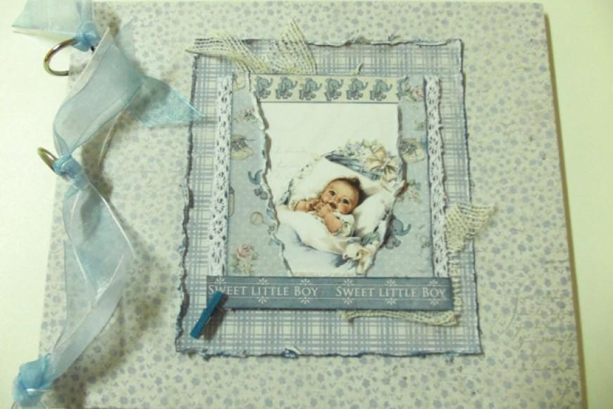Otro álbum, para otro bebé (II)