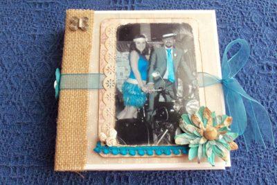 Un regalo en una boda