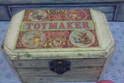 Cajita «»ToyMaker»