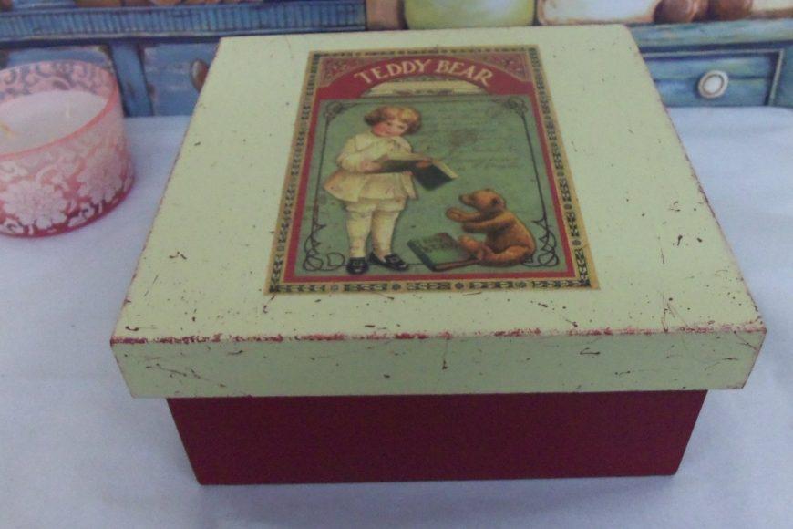 Caja «Teddy Bear»