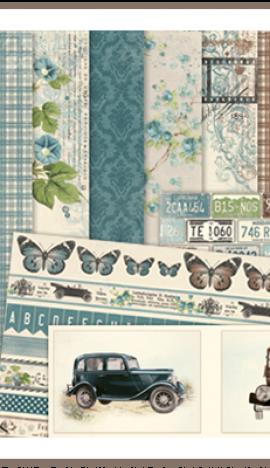 "Kit ""Mister Tom´s Treasures"" de Pion Design"