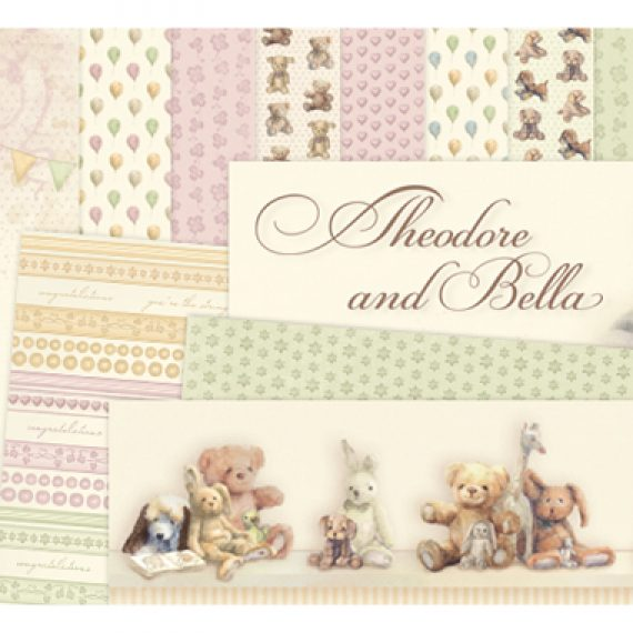 "Kit ""Theodore and Bella"" de Pion Design"
