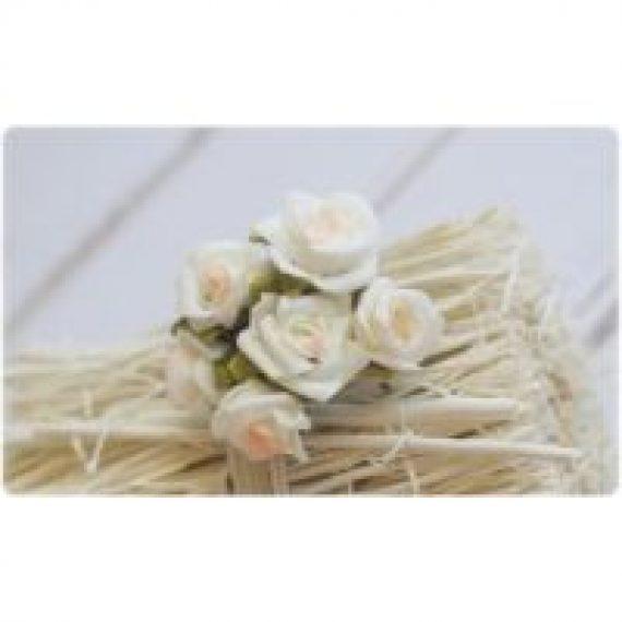 """Set """"rosas blancas"""""""