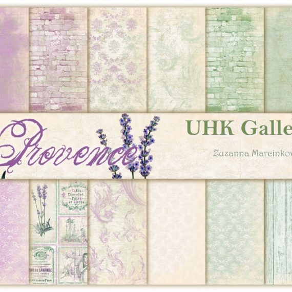 "Kit ""Provence"" de UHK Gallery"