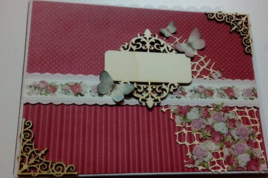 "Album Scrap ""My Dearest Sofía"""