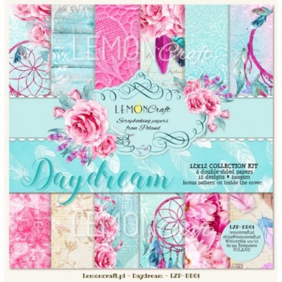 "Kit ""daydream""  de 12"" x 12"" de Lemon Craft"