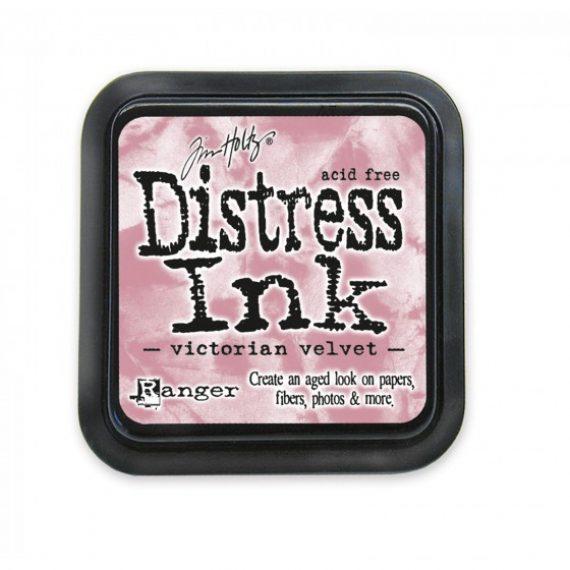Tinta Distress Ink Victorian Velvet de Tim Holtz
