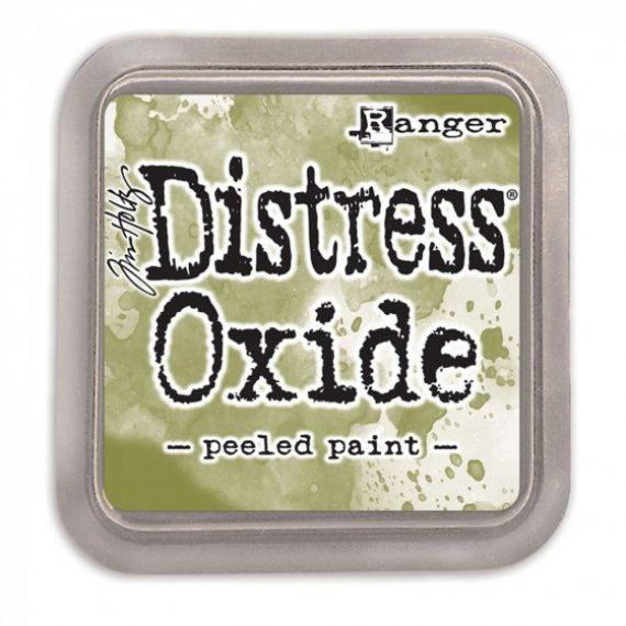 """Tinta Distress oxide """"Peeled paint"""" de Tim Holtz"""