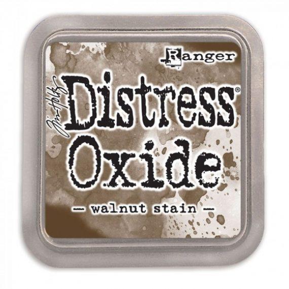 """Tinta Distress oxide """"Walnut Stain"""" de Tim Holtz"""