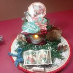 "Centro de Navidad ""Christmas Carol"""