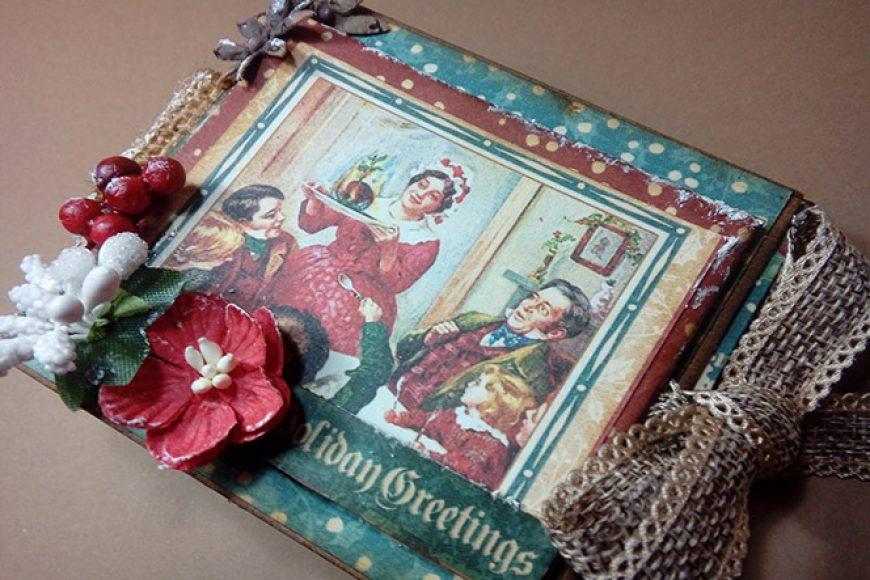 "Album de navidad""Christmas Carol"""