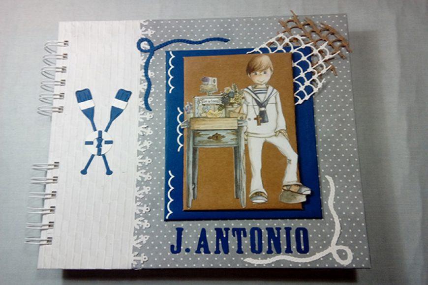 Libro de Firmas para Juan Antonio