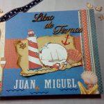 Juan Miguel hace su Primera Comunión