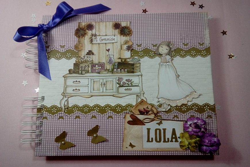 Libro de Firmas para Lola