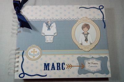 El Libro de Firmas para Marc