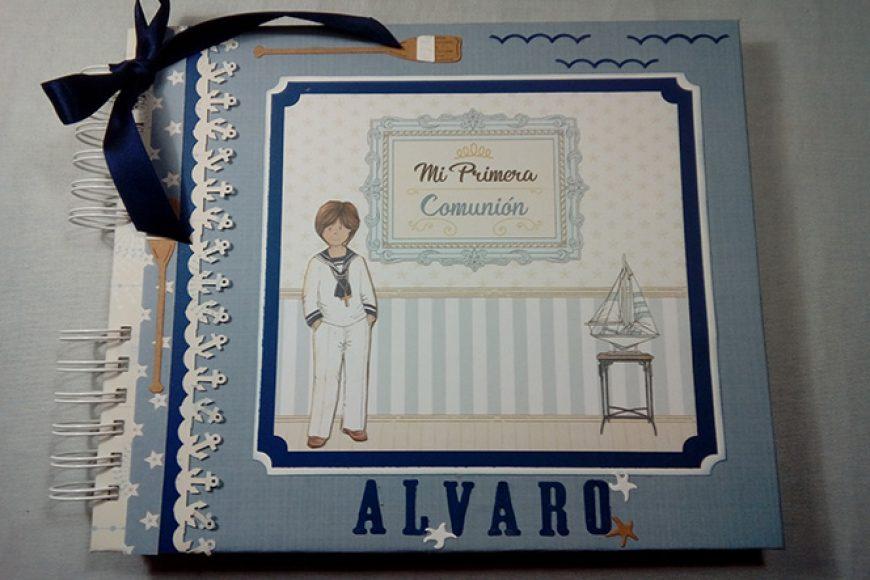 El Libro de Firmas para Alvaro
