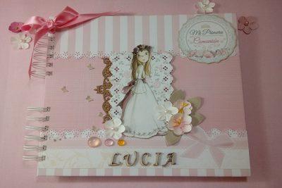 El Libro de Firmas para Lucía