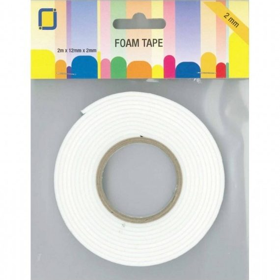 Foam Tape de 2mm de grosor