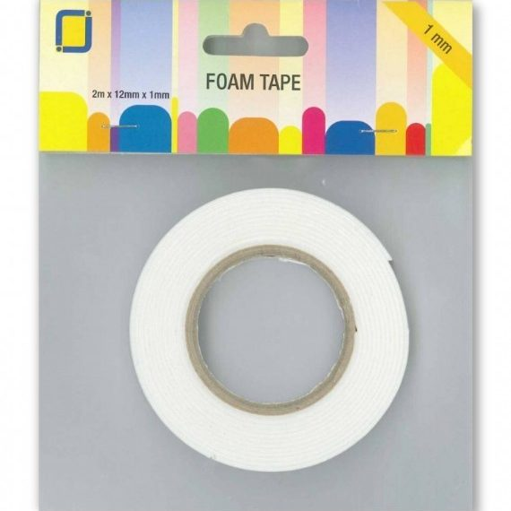 Foam Tape de 1mm de grosor