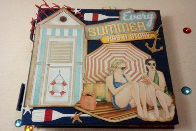 Album «Summer Tales» de Ciao Bella
