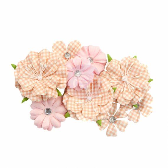 """Set de Flores de papel """"Fruit Paradise néctar de guayaba"""" de Prima Marketing"""