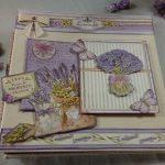 Album «Lavander» de Stampería