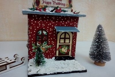 Casa de Navidad «A Christmas Carol»