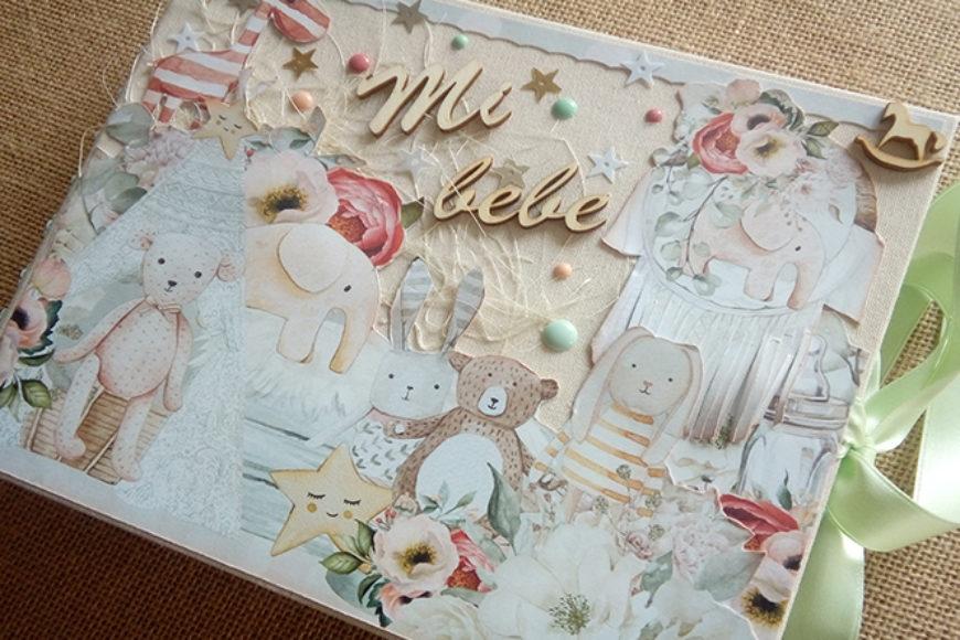 Album para bebé «Tiny Miracle»