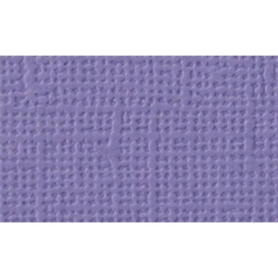 Cartulina textura lienzo «Lavanda» de 12″ x 12″